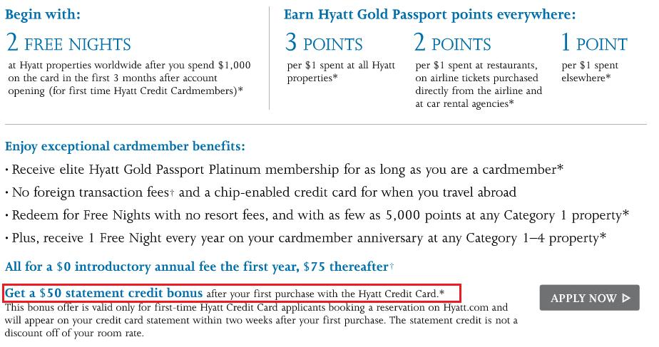 chase-hyatt-card-offer-statement-credit-details