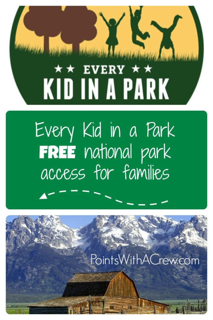 Every Kid in a Park - FREE national park access for families