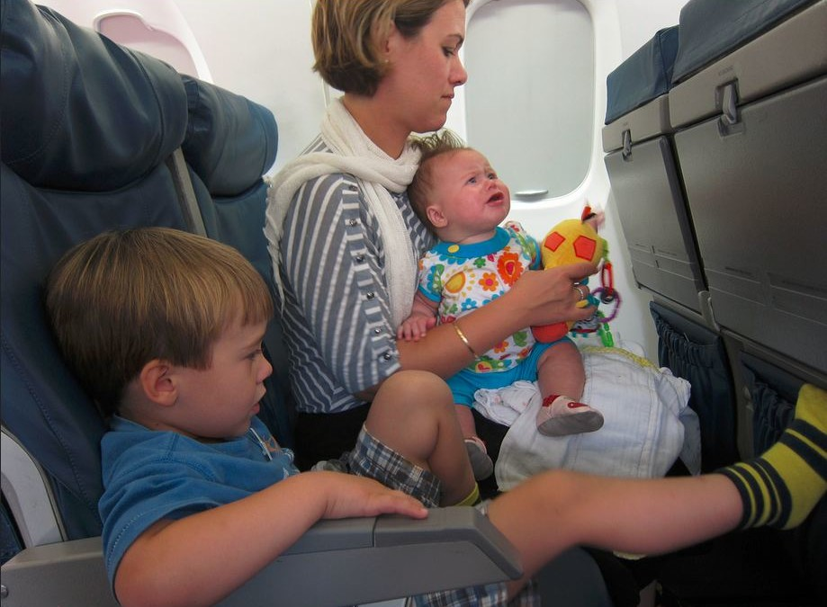 """7 ways for parents to tell if your vacation is actually… a """"trip"""" :-("""