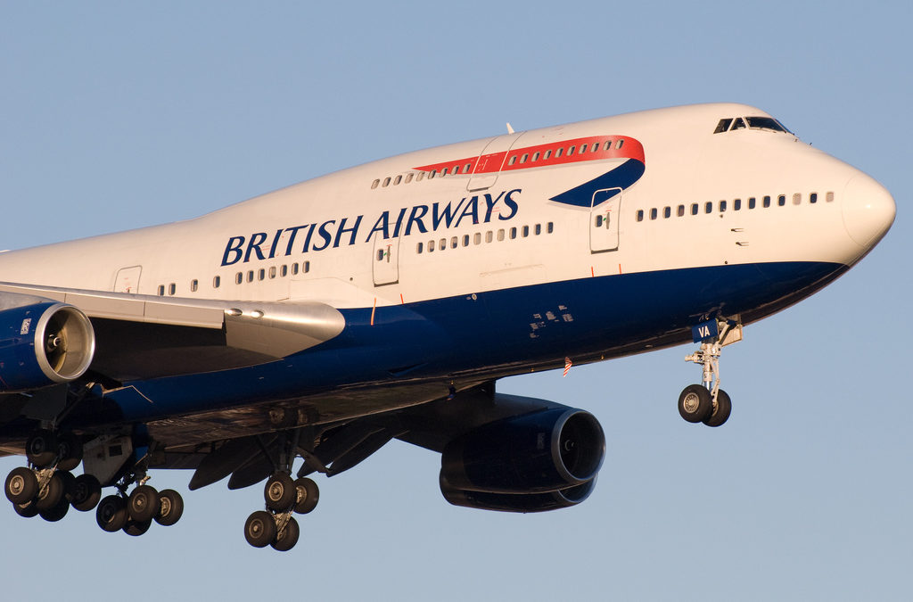 Avoiding fuel surcharges: little known BA routes where it's possible