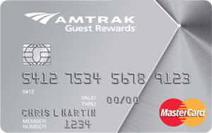 Amtrak Platinum Credit Cards for New Yorkers