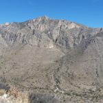 guadalupe-peak-from-parking-lot