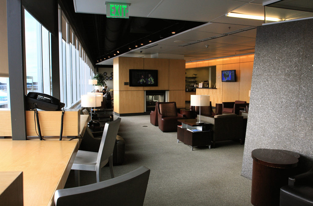 No more guests at some Alaska lounges with Priority Pass