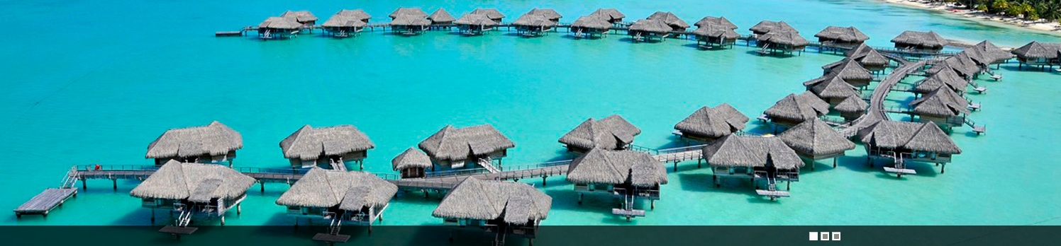Here's the Intercontinental Bora Bora - only $49 / night!