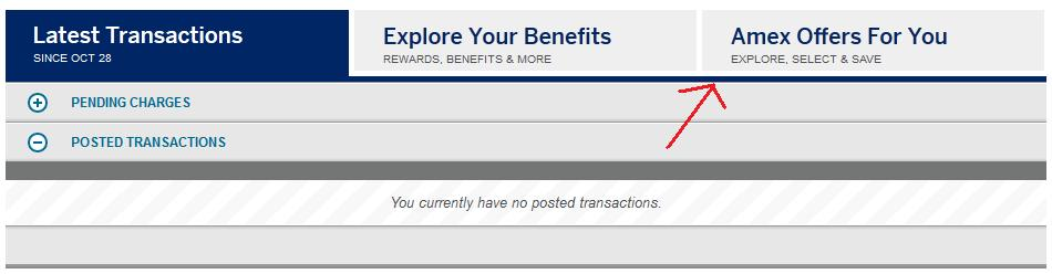 amex-sync-offers-offers-for-you