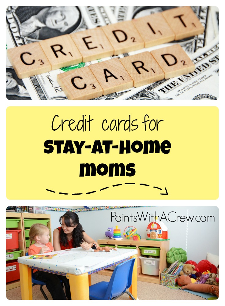 If you're filling out a credit card application, what do you put down for stay at home mom income? Recent laws have changed which allow stay at home moms...