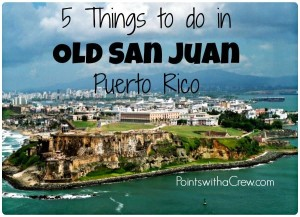 Looking for things to do with kids in San Juan Puerto Rico? Here are 5 family travel ideas ...