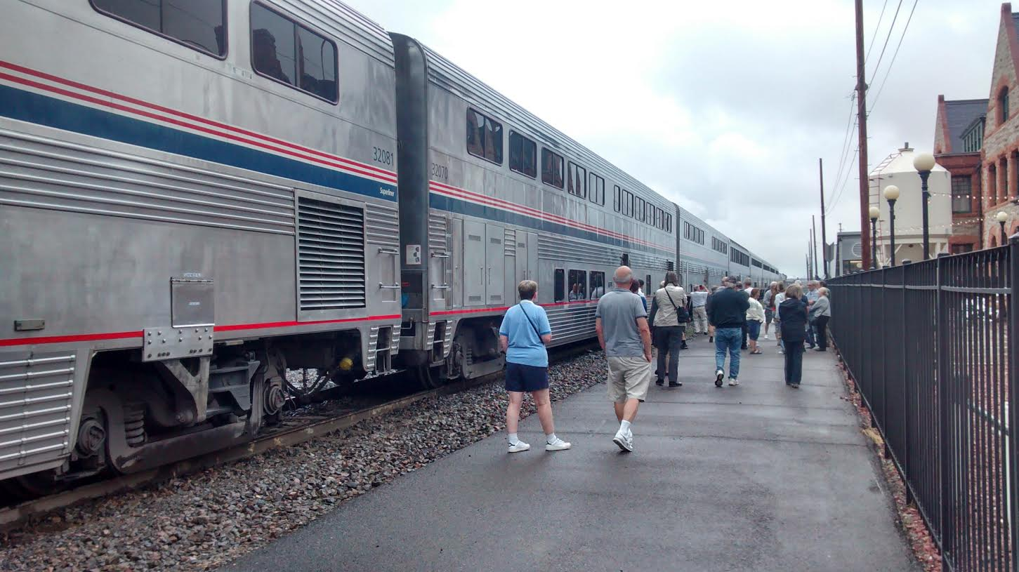 Amtrak Toledo Union Station Parking Is It Free And Safe