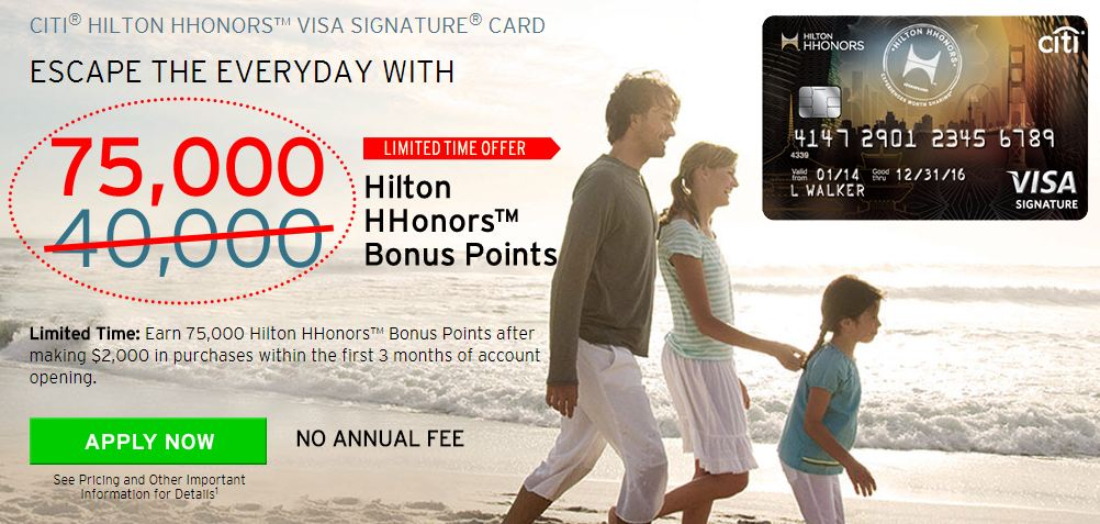 hilton-75000-point-offer