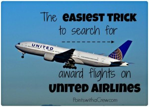 Looking for United Airlines tips? Here are the best travel hacks for searching for United award flights