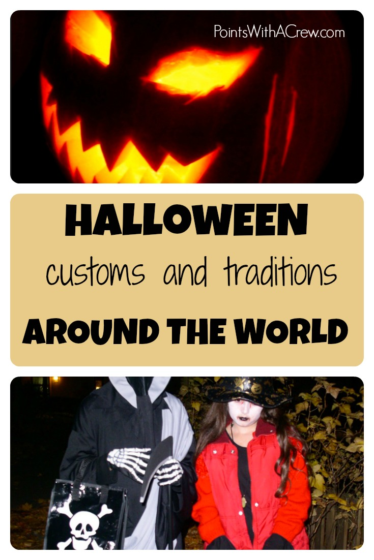 Halloween Around The World Customs Traditions And