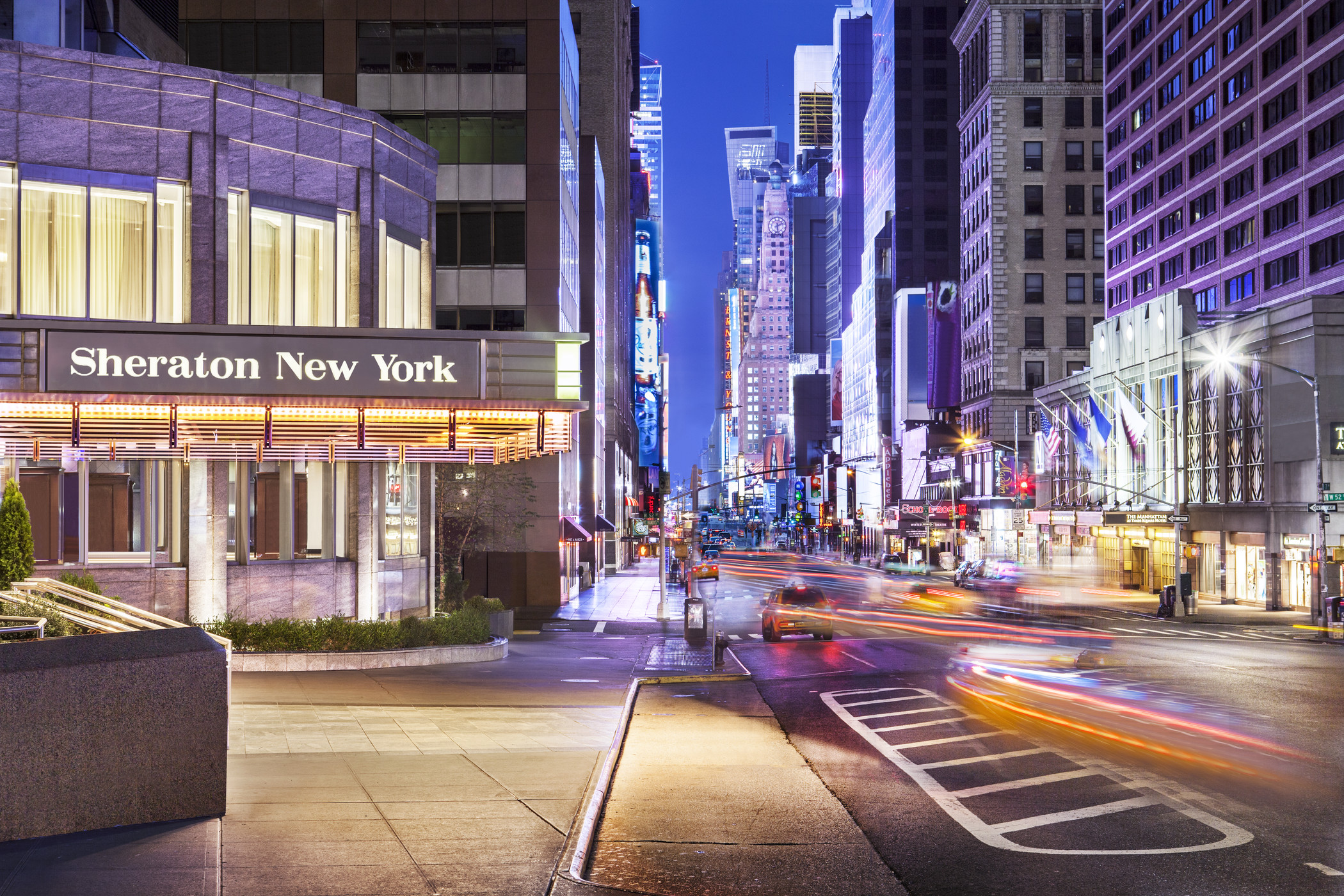 Marriott Category 5 Hotels New York City