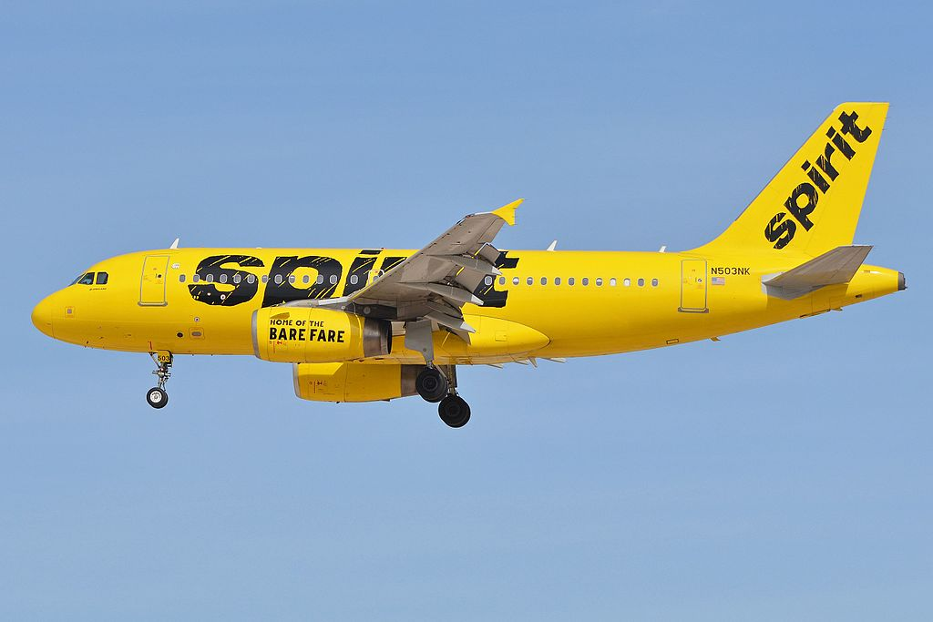 Spirit Airlines Free Car Rental