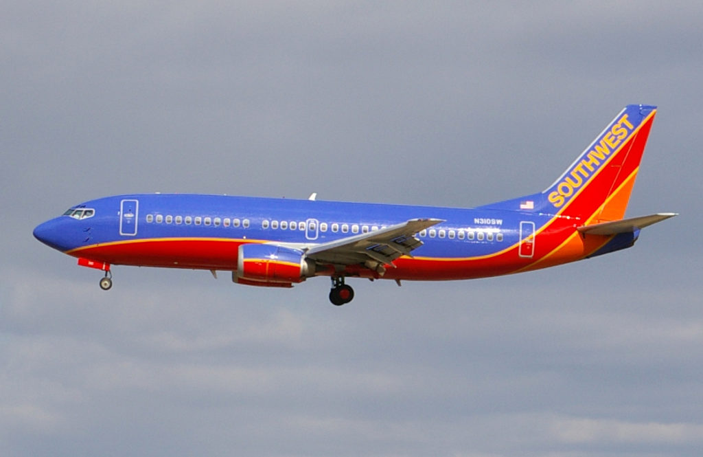 southwest-standby-policy-plane