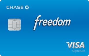 Chase Freedom Credit Cards for New Yorkers