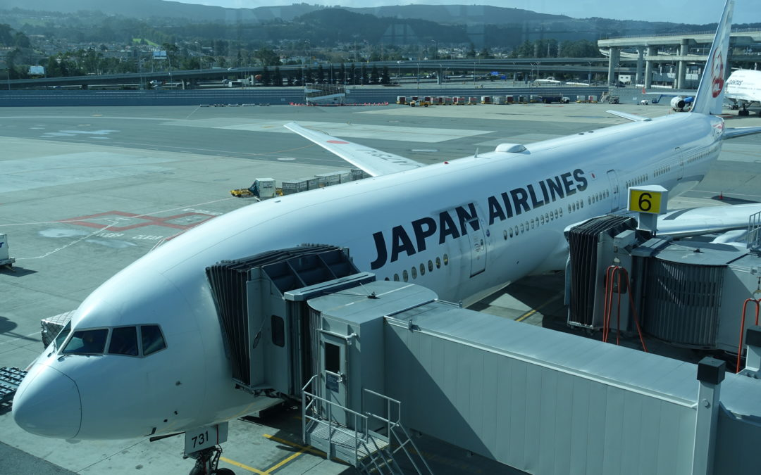 JAL First Class, the EU requiring visas for US citizens and 5 changes Amex SHOULD have made