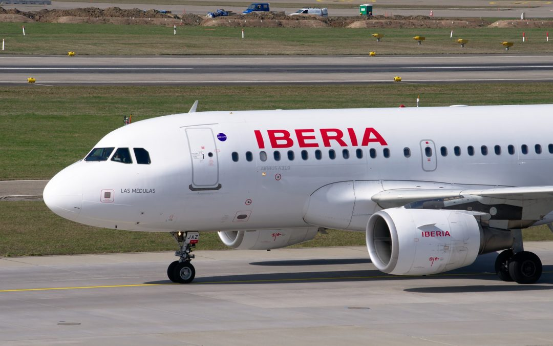 Fly Iberia to Europe for less than 13K in coach or 26K in business!