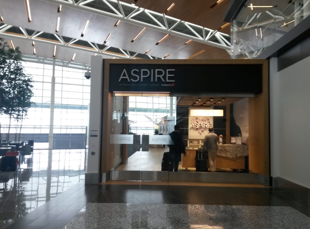aspire lounge calgary review