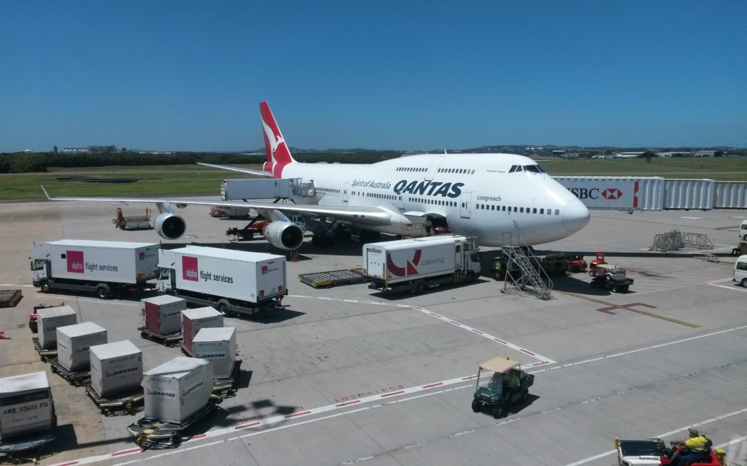 Qantas wants to launch nonstop Sydney-NYC flights. There's just one problem…