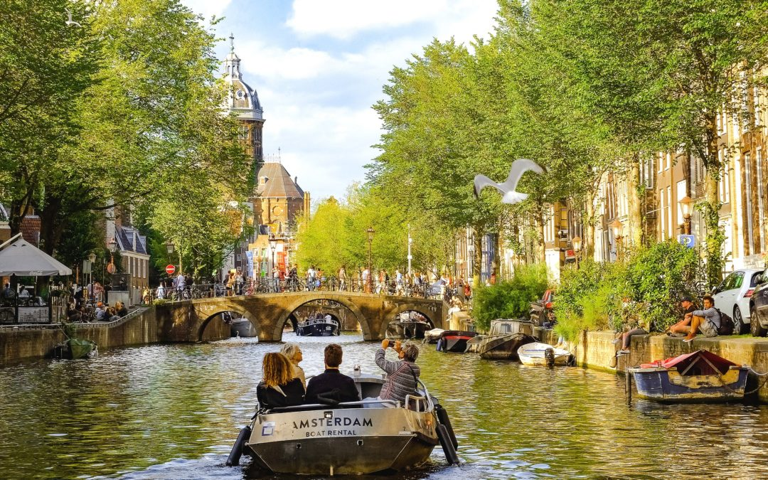 Premium Economy Deal: L.A. to Amsterdam $966+ or 65K UR Round Trip