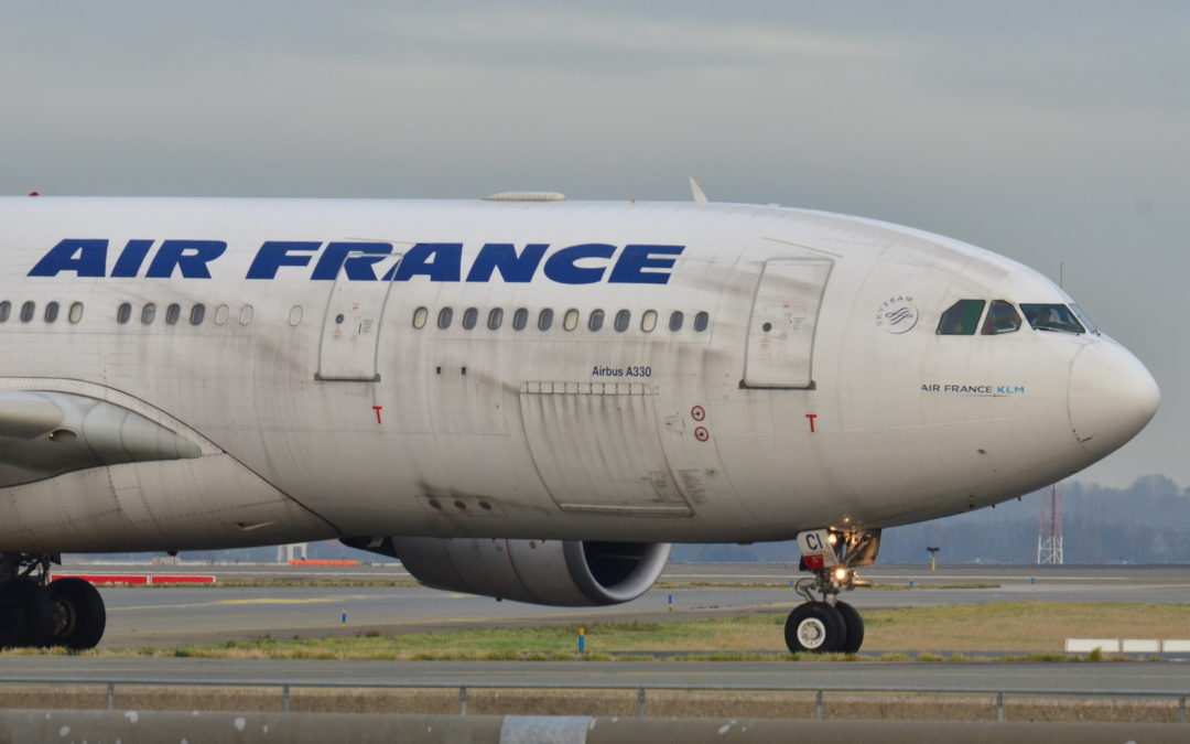 Air France February Promo Awards – 25% Off Biz Flights!