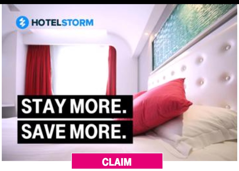 T-Mobile Customers: Save $40+ Per Night on Hotel Stays With HotelStorm