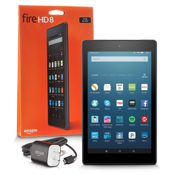 Amazon Fire Tablets w/ Alexa as low as $19 with Amex Membership Rewards
