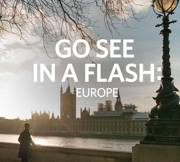 2 days only – Delta Flash Sale to Europe, as low as 48,000 Skymiles Roundtrip