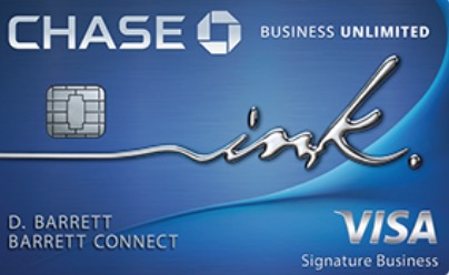 Chase Ink Business Unlimited review – the best business card out there?
