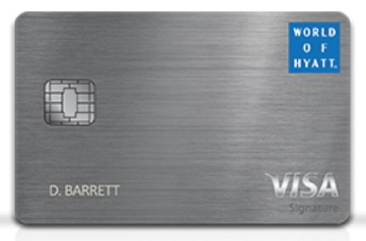 The new World of Hyatt card is out and it's… pretty good