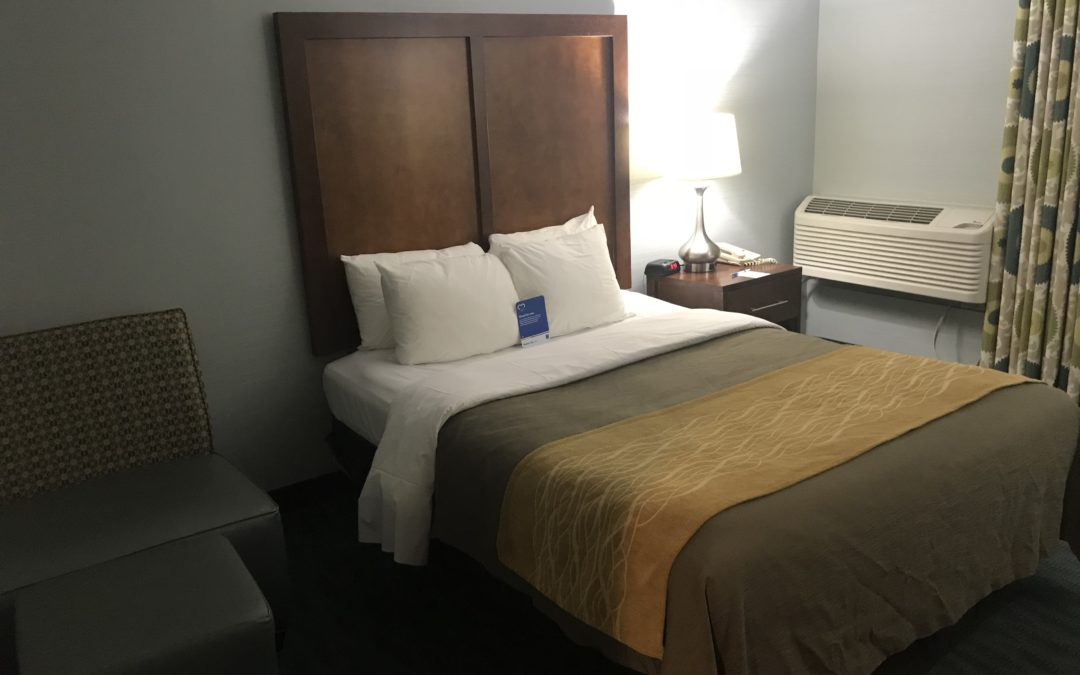 Comfort Inn Monticello review