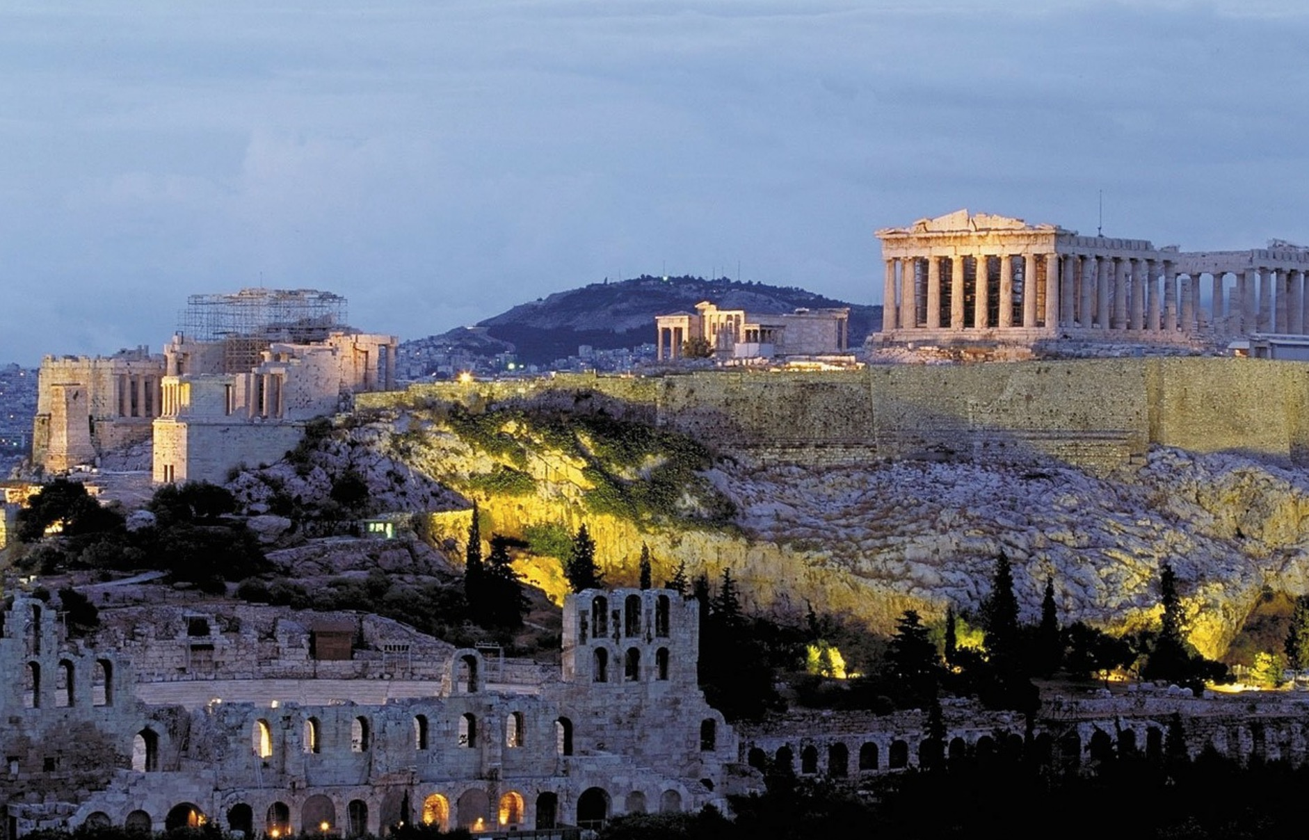 What's the difference between the Acropolis and Parthenon? 5 things you might not know
