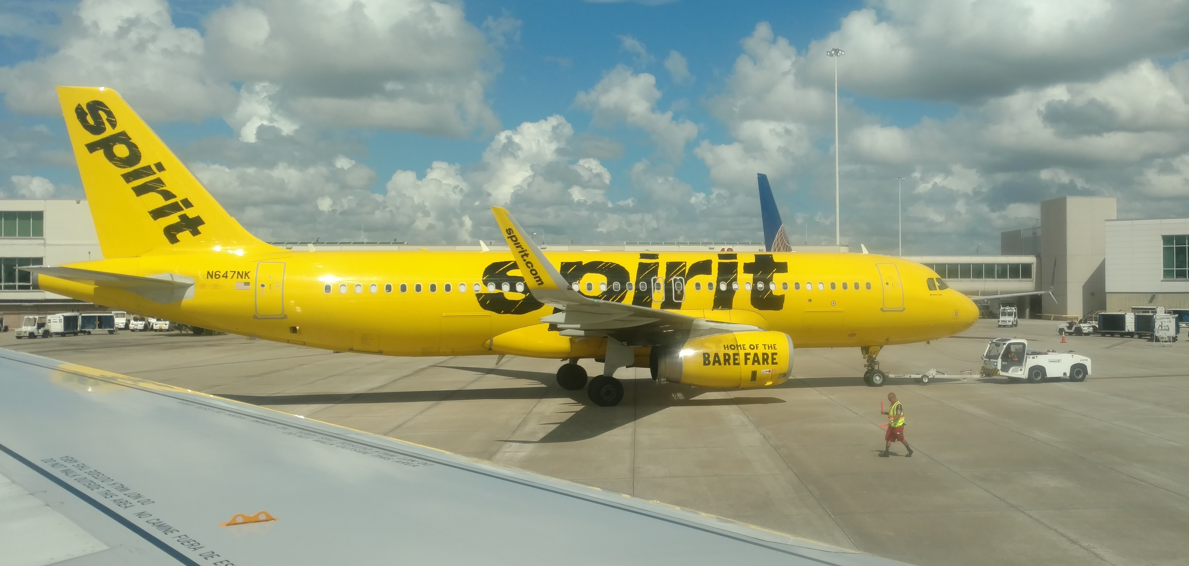 Spirit Airlines Check In >> I Survived My First Spirit Flight Here S How Points With