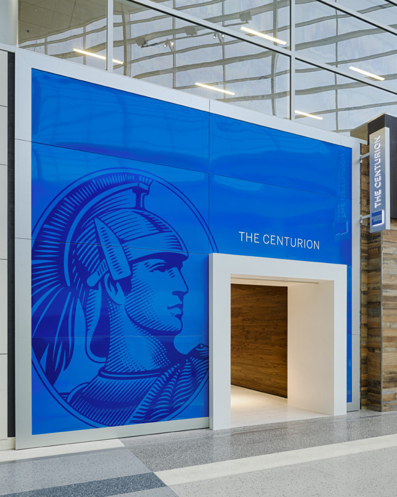 Officially Open Details On The New Centurion Lounge Dfw