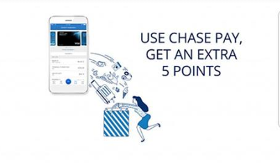 Earn up to 6.5x Ultimate Rewards with Chase Pay (targeted?)
