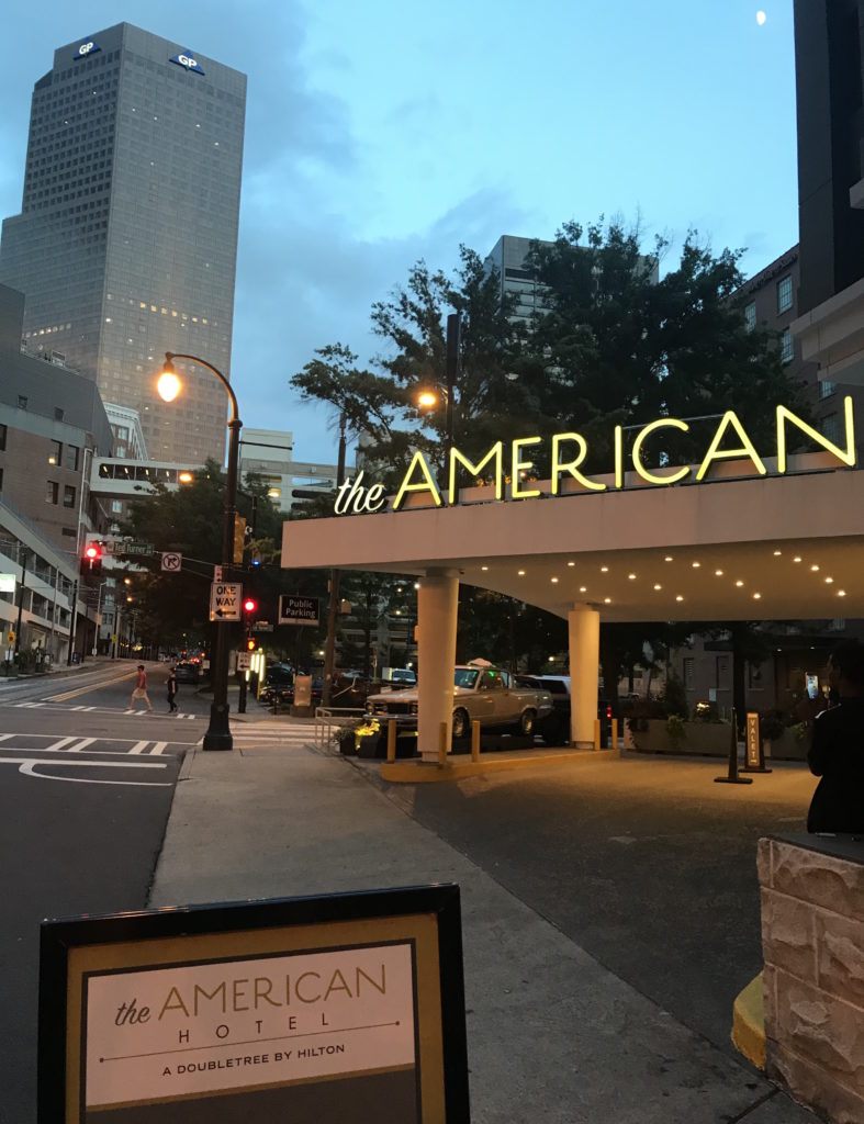 the american hotel atlanta downtown