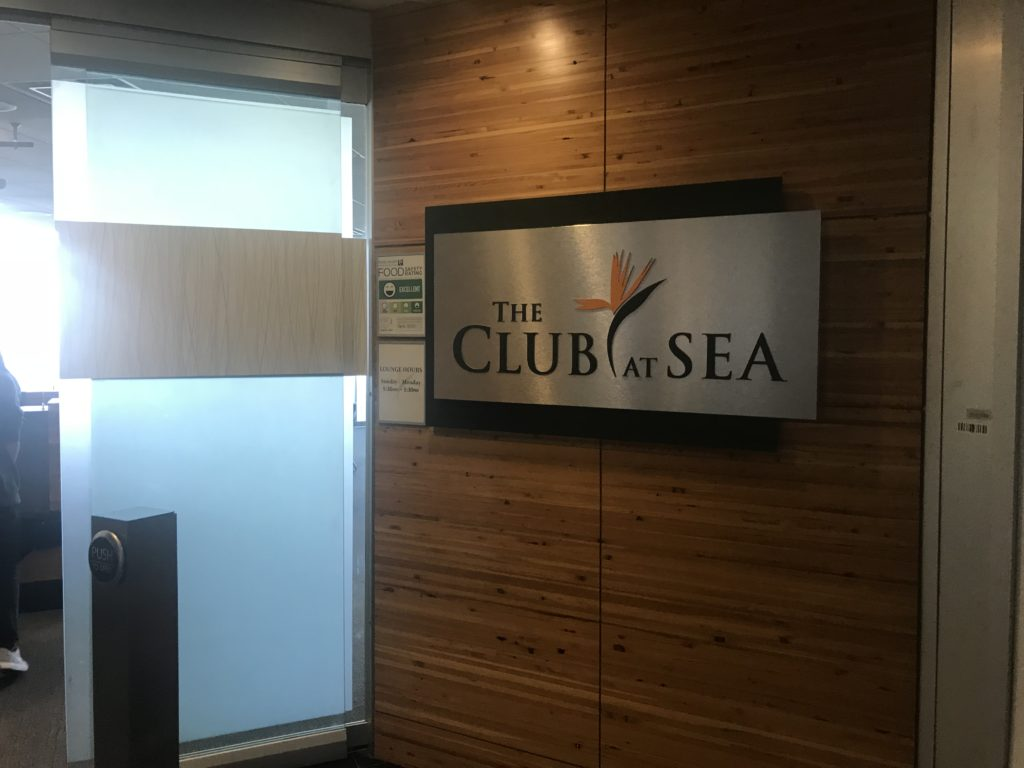 The Club at SEA