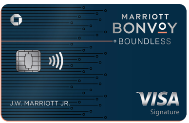100K offer expiring tomorrow: Chase Marriott Bonvoy Boundless Credit Card Review