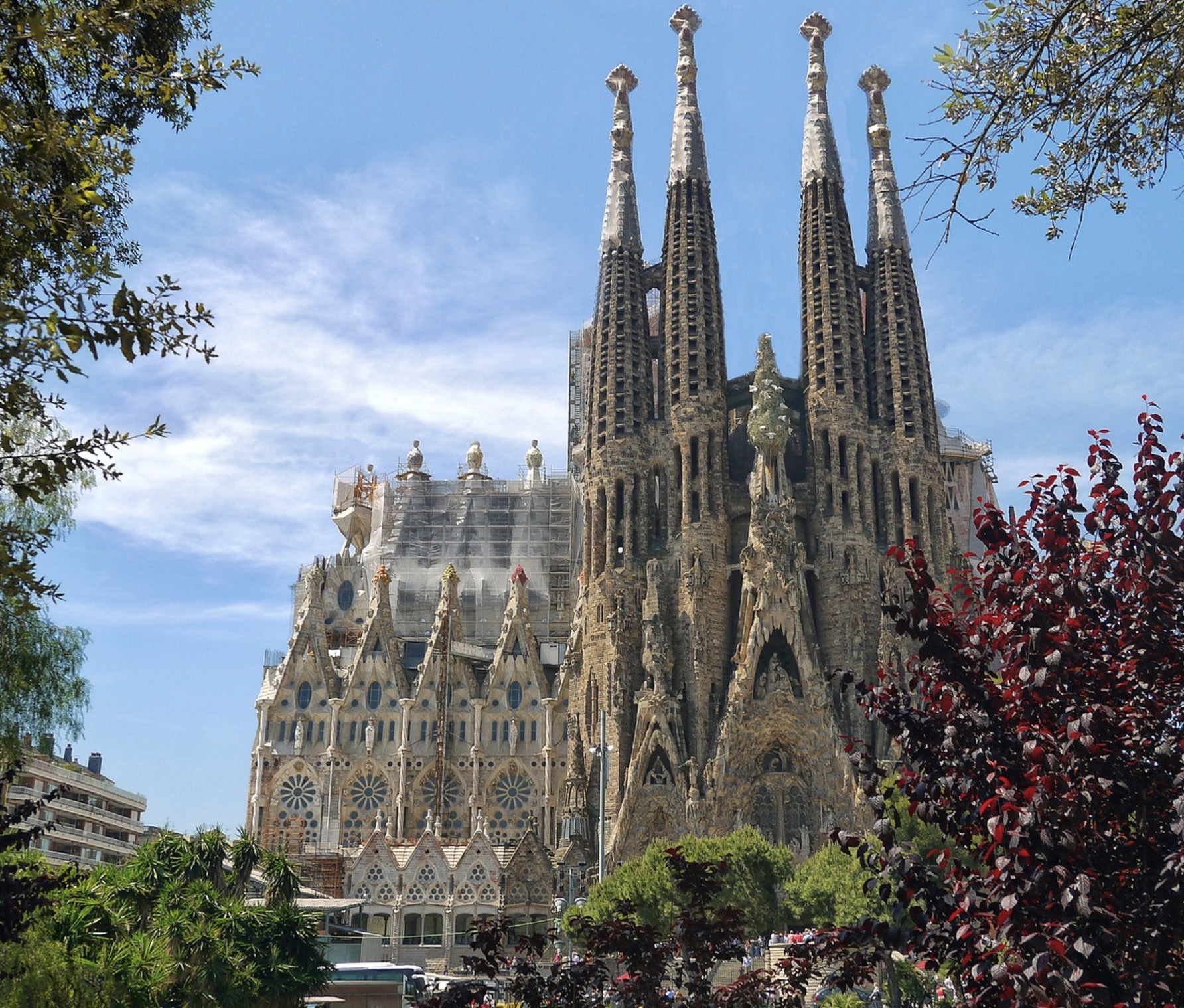 Flights to Barcelona as low as $130 with a stopover and a full carryon