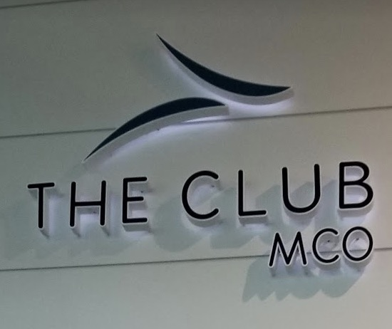 Priority Pass MCO lounge review – The Club MCO Terminal A