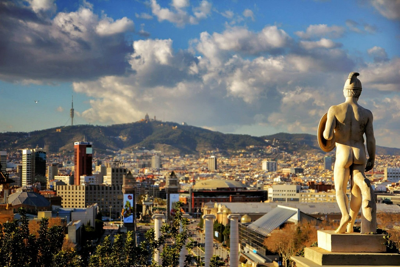 USA One-Way to Madrid or Barcelona for $123+ or 8K Ultimate Rewards, Main Cabin for 15K UR