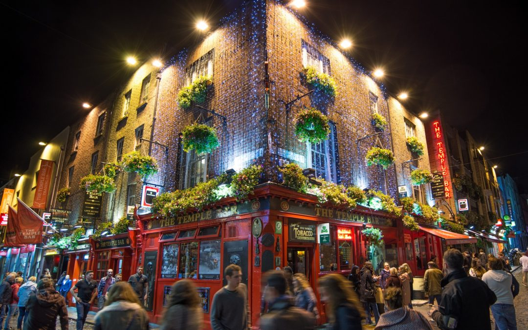 R/T Chicago & San Fran to Dublin, Return in Business Class $918 with free stopover in Portugal!