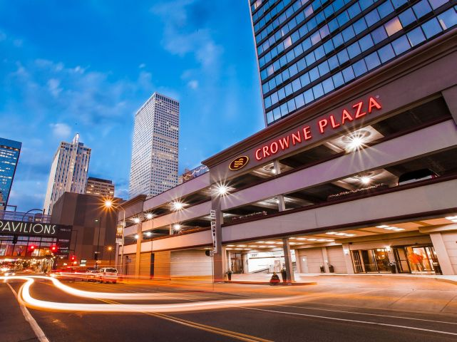 Crowne Plaza Downtown Denver Review