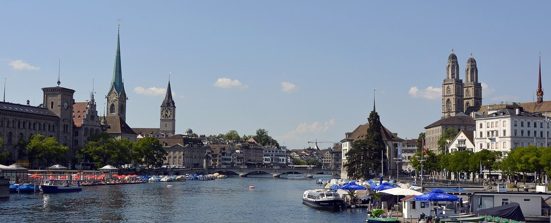 Summer in Switzerland: Boston to Zurich from $353 Round Trip!