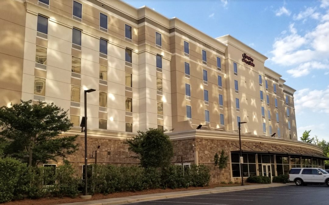 Hampton Inn & Suites Raleigh-Durham Airport-Brier Creek hotel review