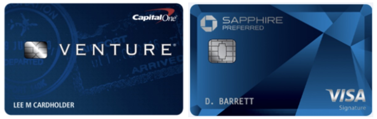 Should I Get the Capital One Venture or Chase Sapphire Preferred