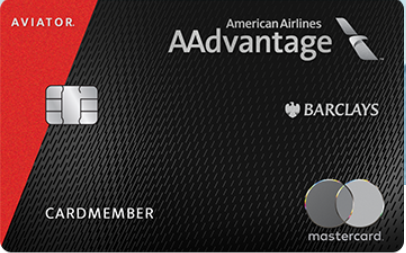 Barclays AAdvantage Aviator MasterCard All-Time Best Welcome Bonus! - Points with a Crew