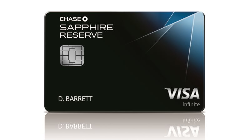 This Popular Chase Sapphire Reserve Benefit has Cost Cardholders Upwards of $100 Million in Rewards