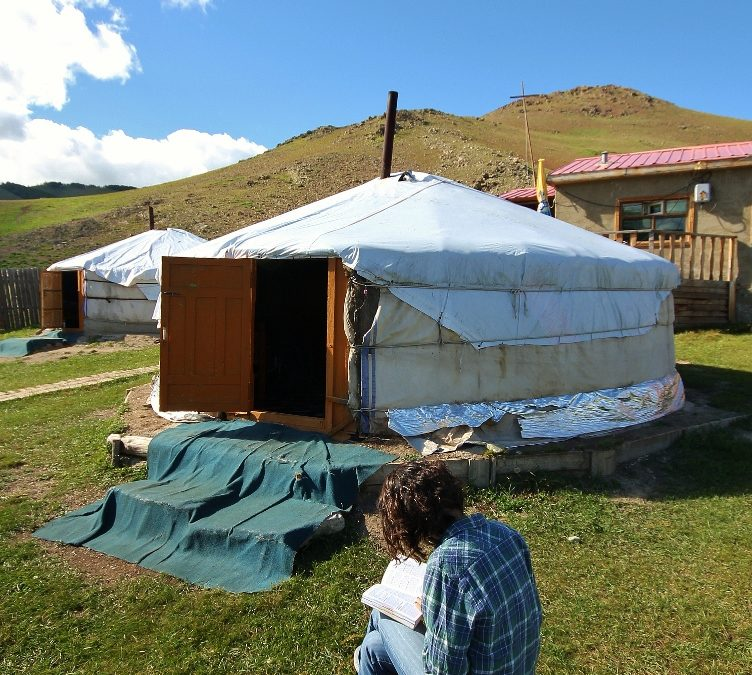 This is How We Survived a Night in a Spider-Infested Yurt